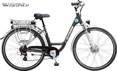 Gitane ORGANE e-bike mixte